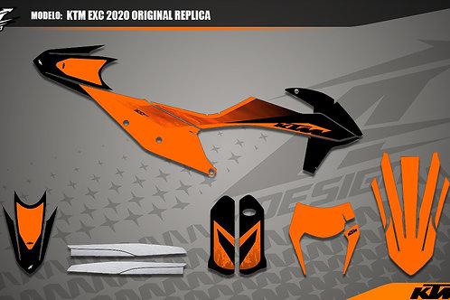 KTM EXC 2020 original replica