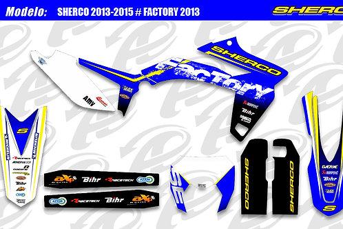 Sherco Factory 2013