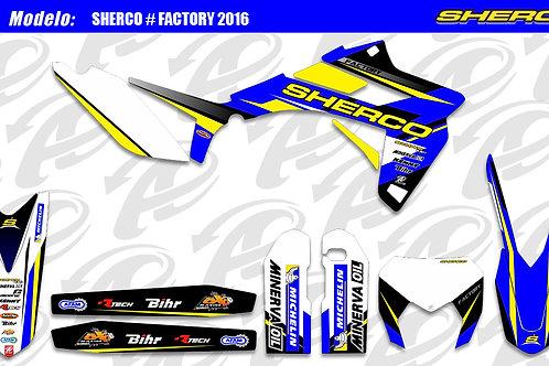 Sherco Factory 2016