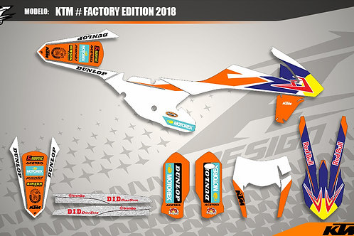 KTM Factory Edition 2018
