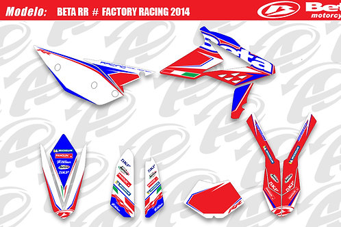Beta Factory Racing 2014