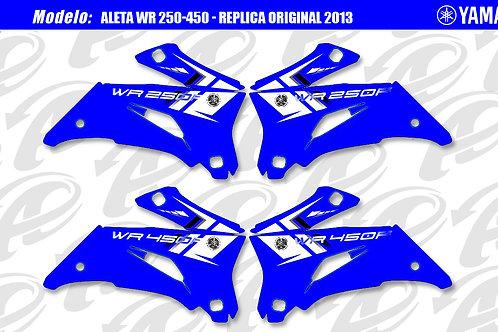 Aletas WR f 250-450 Original  2013