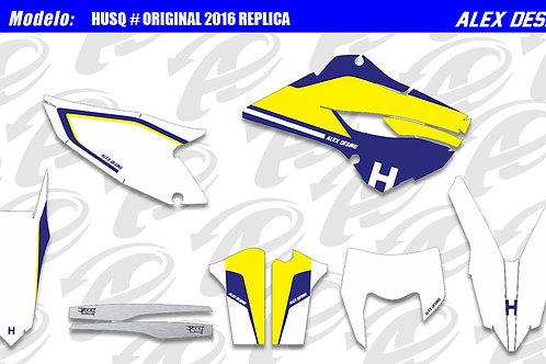 H - Modelo original 2016
