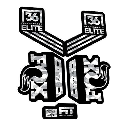 Fox 36 elite performance 2017-18 camuflado