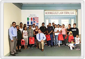 Satisfied Immigration Clients
