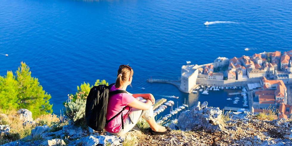 Yoga, vandra & njut i Kroatien
