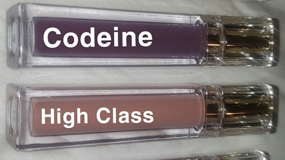 Moisturizing High Shine Matte Lipstick