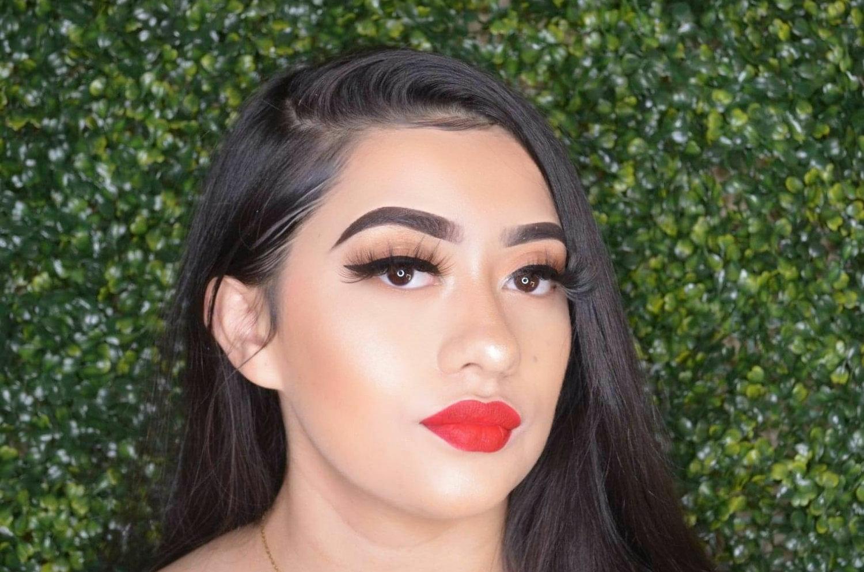Full Face w/ regular lashes