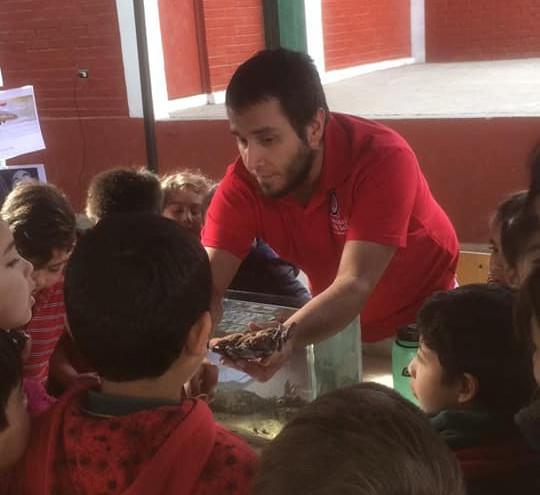 2019 Sea Education Fair - Colegio Vicuña Mackenna, Rancagua.