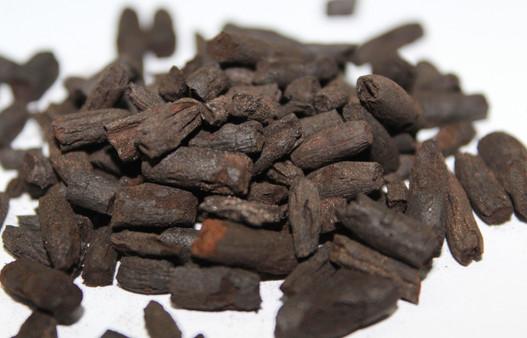 Biocarbón de macroalga