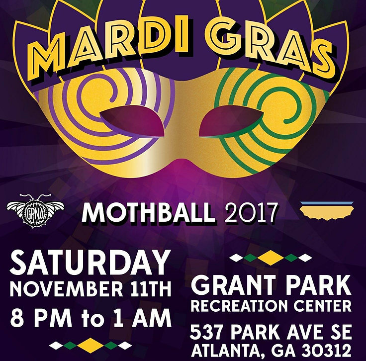 About Grant Park's Annual Moth Ball