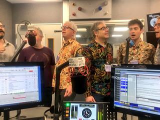 Radio Bristol, Bristol Cathedral, Big Time!