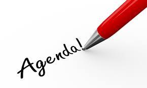 BICWA Agenda 22 May 2017