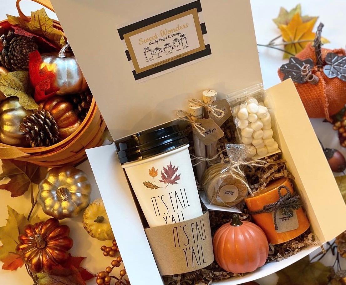 Fall Vibes Gift Box
