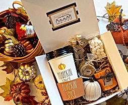 Fall Vibes Gift Box
