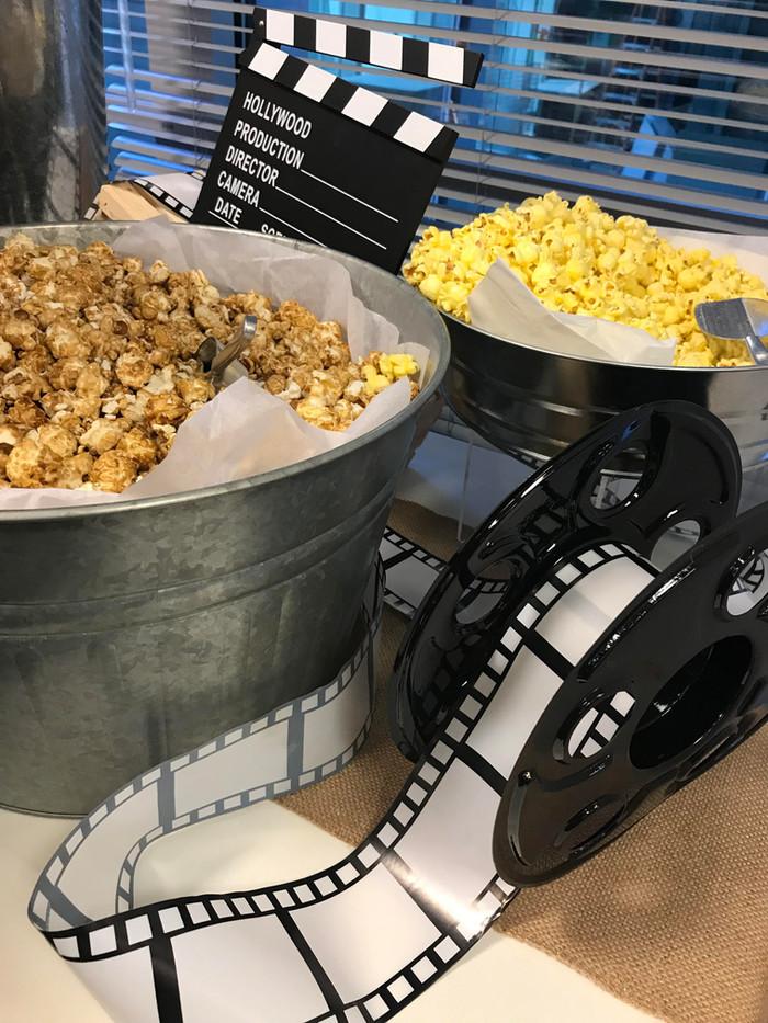 Popcorn Buffet For Stubhub