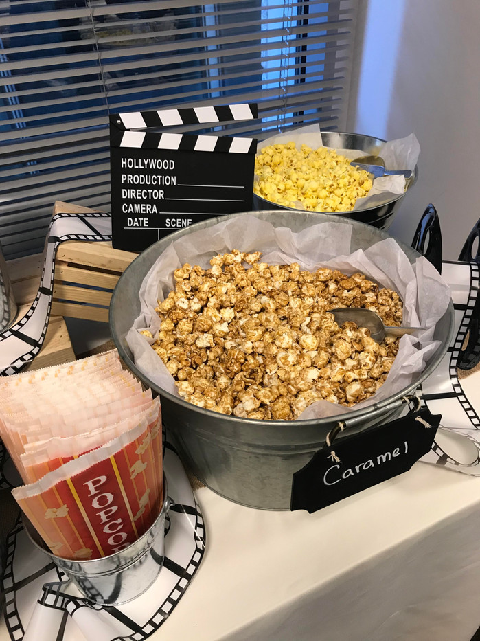 Popcorn Buffet For Stubhub