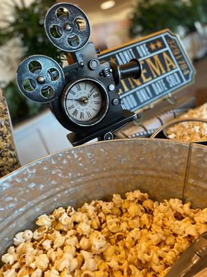 Popcorn Buffet for Lucasfilm