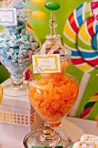 Candyland Candy Buffet