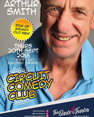 Arthur Smith - a long and beloved friend