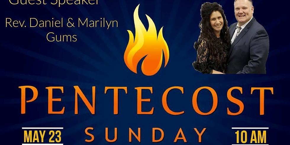 """""""Pentecost Sunday"""""""