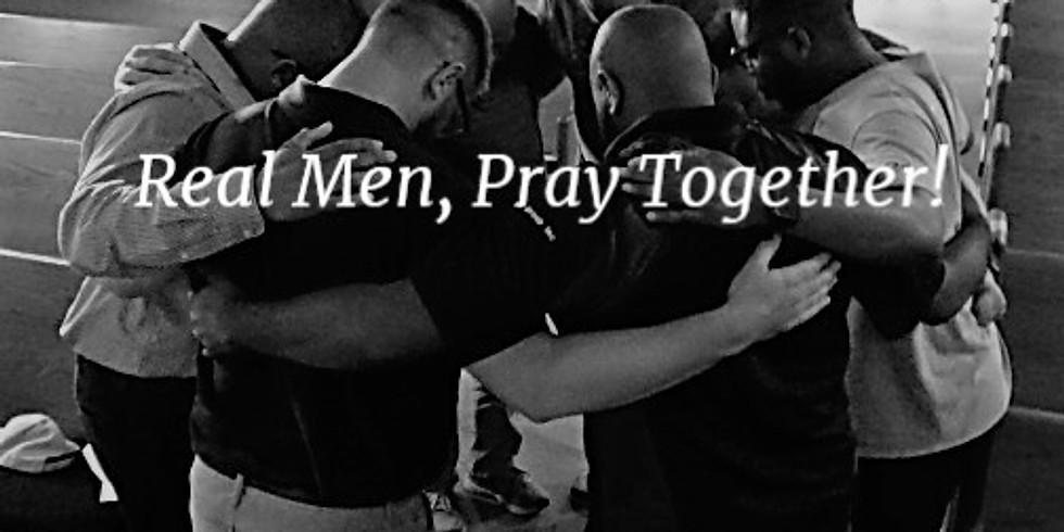 Men's Prayer Night and Fellowship