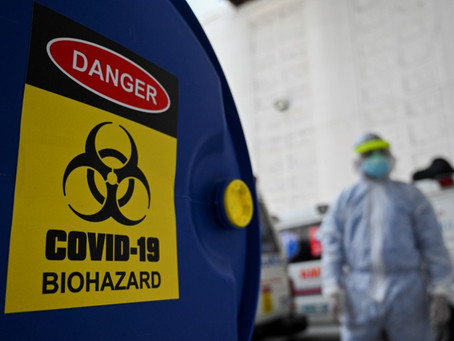 COVIDIZMUS - časť 1. Toxický odpad?