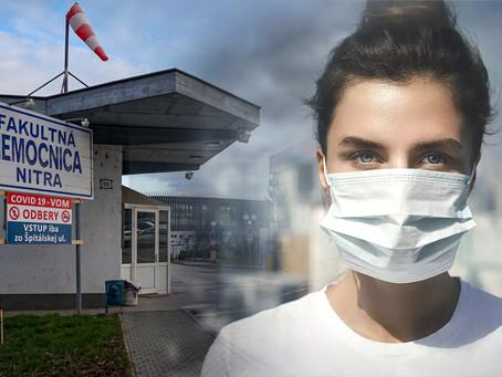 Pandémia v Nitre?!