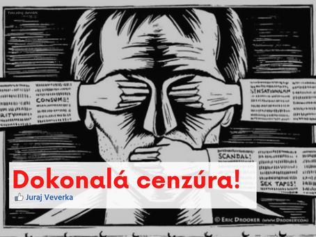 Dokonalá cenzúra..