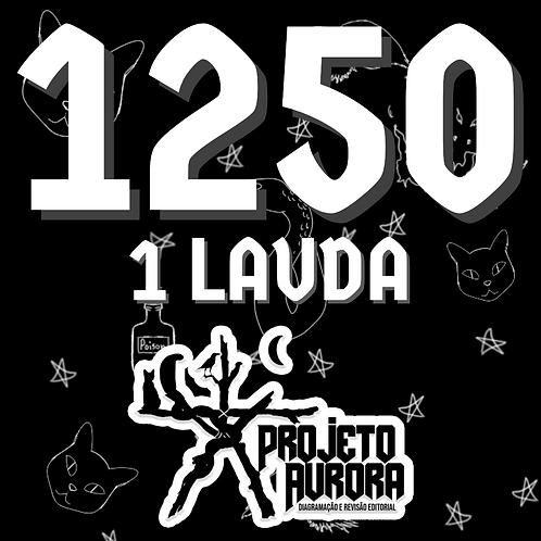 1250 PALAVRINHAS