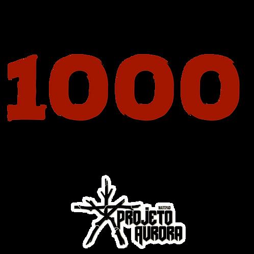 1000 PALAVRINHAS