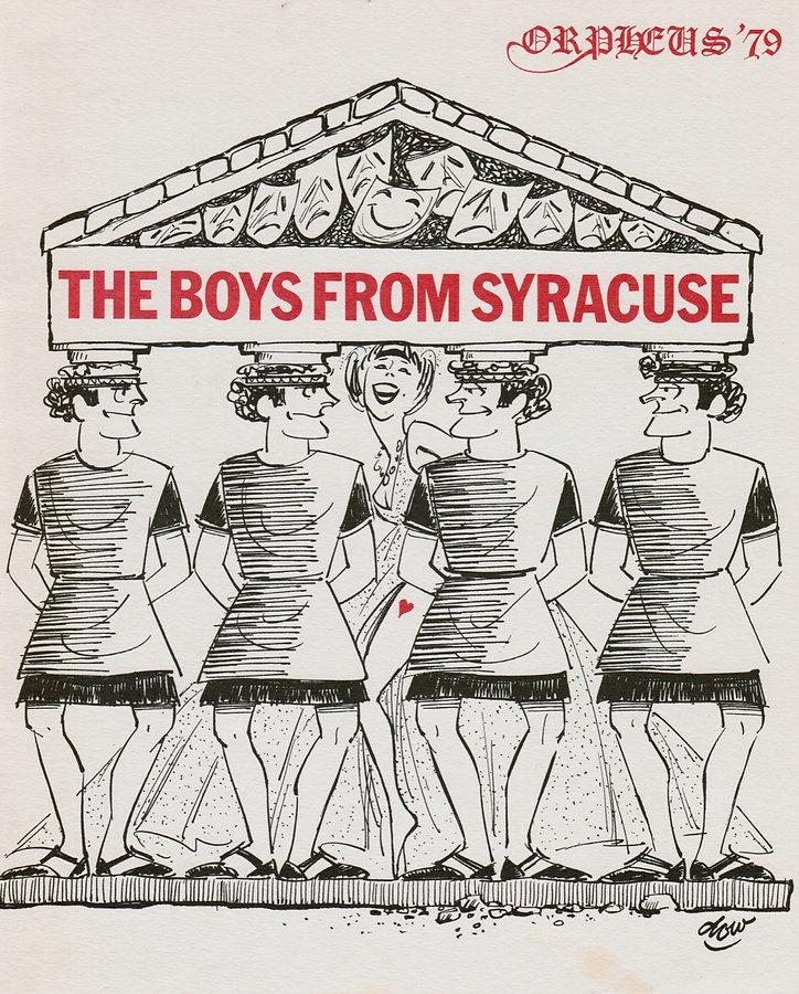 The Boys from Syracuse