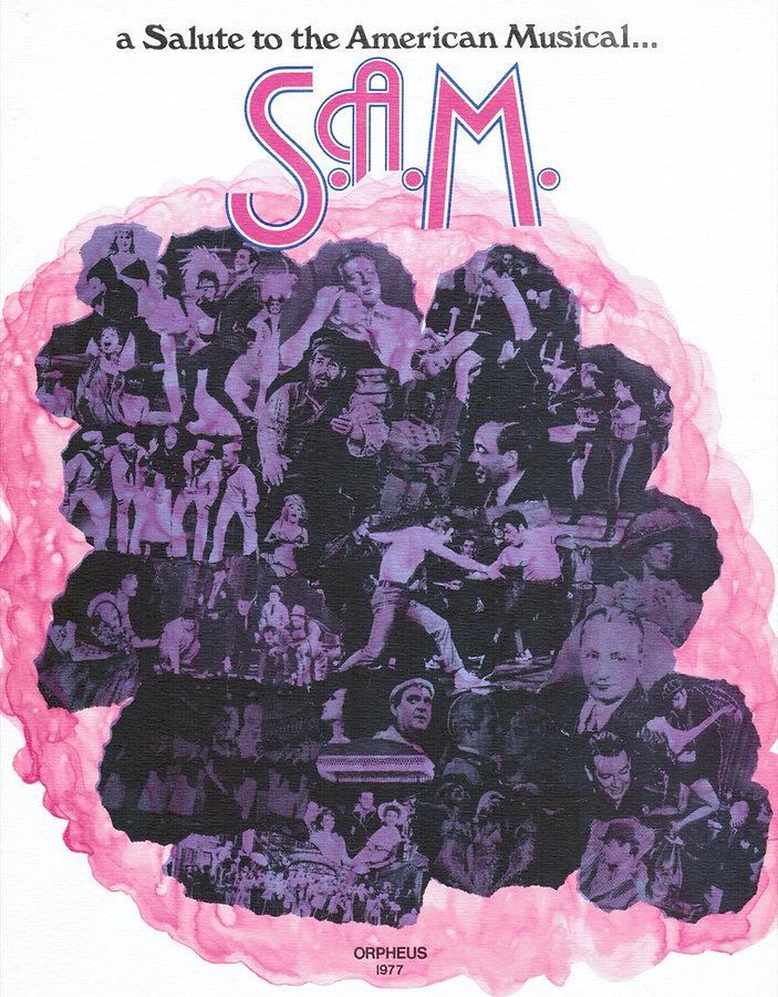 S.A.M. - A Salute to the American Musical
