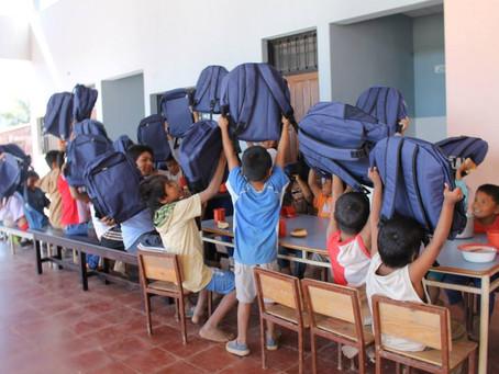 PROYECTO ROBERTO: EDUCACIÓN Y CULTURA DE FUNDACIÓN SIPAS