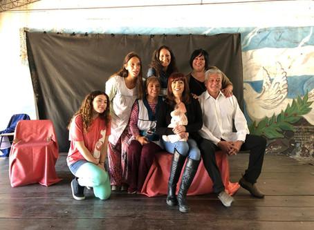 Proyecto Roberto: Teatro-Debate. San Martín el padre.