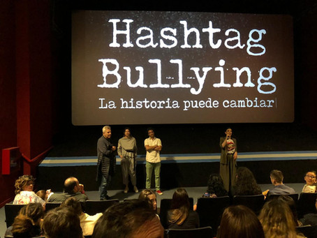 """Hashtag Bullying """"La historia puede cambiar"""""""
