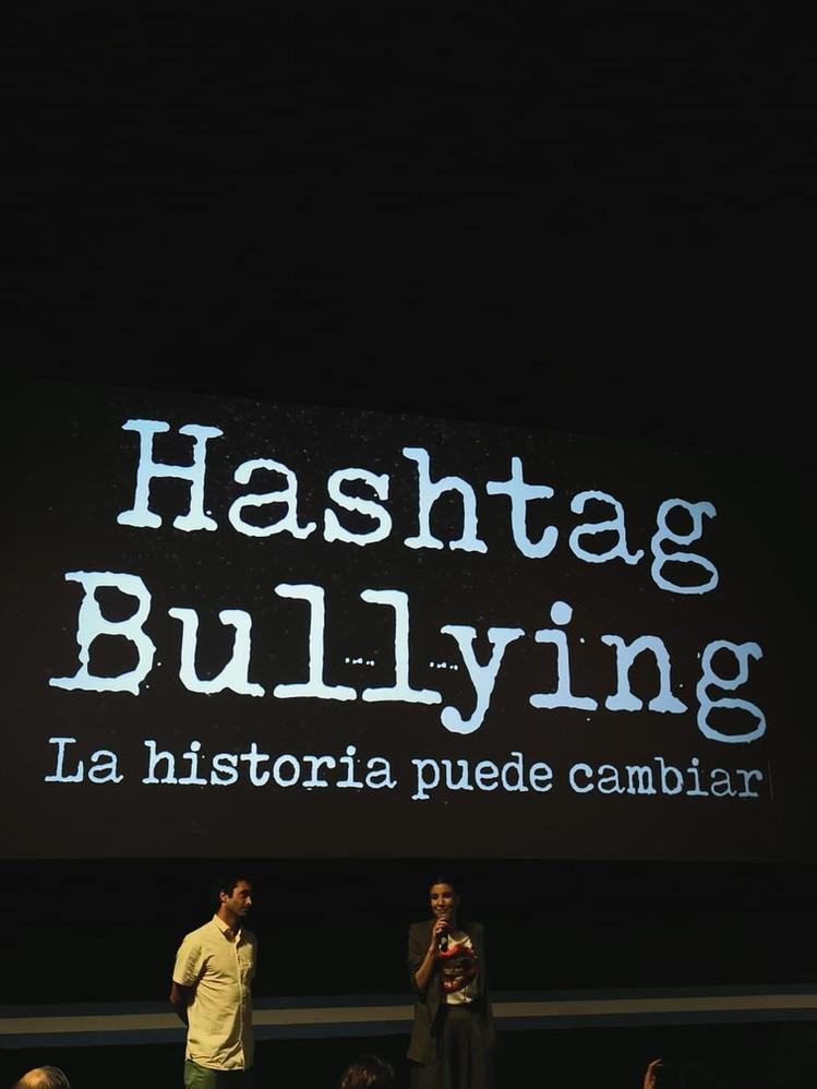 Hashtag Bullying