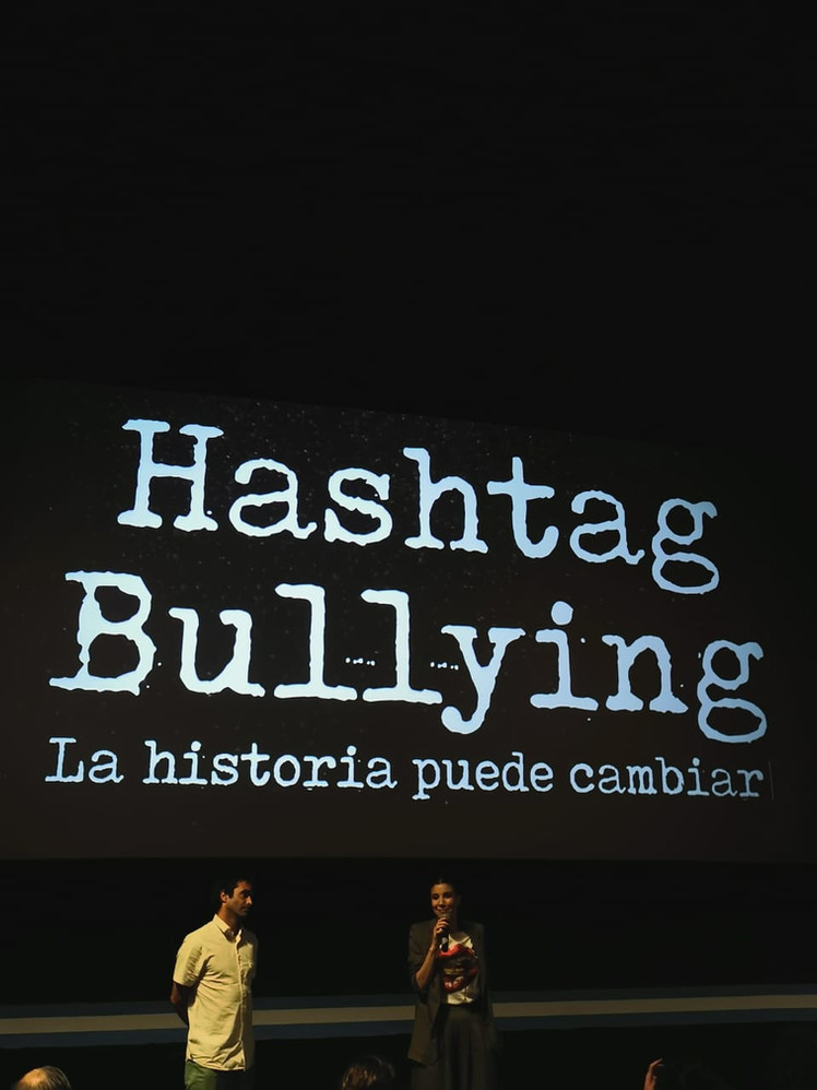 Hashtag Bullying