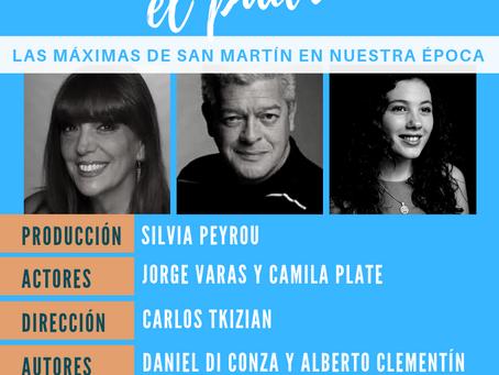 San Martín el padre... un proyecto de Fundación SIPAS