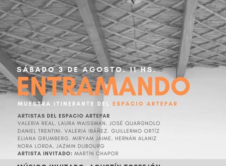 ESPACIO ARTEPAR INAUGURA MUESTRA EN EL MUSEO TERRY, TILCARA