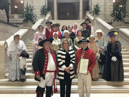 Loyalist Proclamation 2017 – Hon. Rochelle Squires