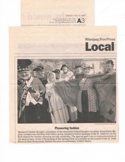 Winnipeg Free Press - May 10, 1999