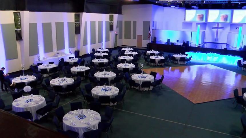 Wedding Table Configurations