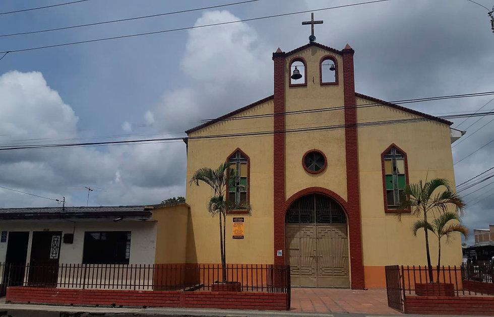 Parroquia Jesús Obrero - Popayán