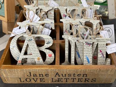Jane Austen Love Letters