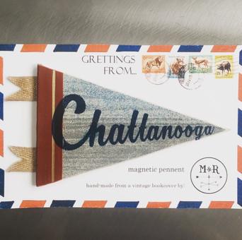 Chattanooga Pennant