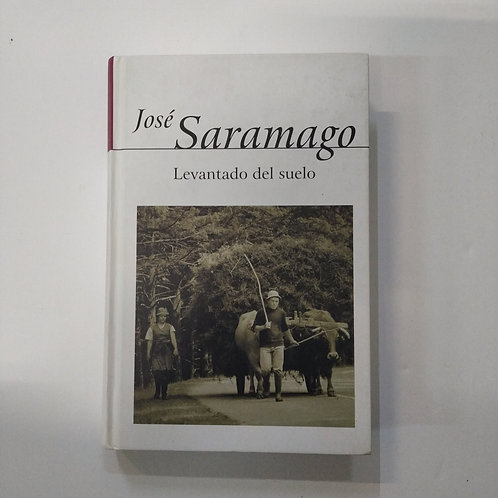 Levantado del suelo (José Saramago)