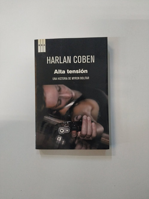 Alta tensión (Harlan Coben)