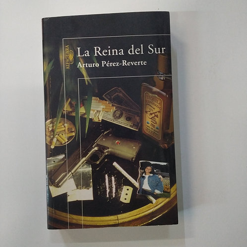 La reina del sur (Arturo Pérez-Reverte)