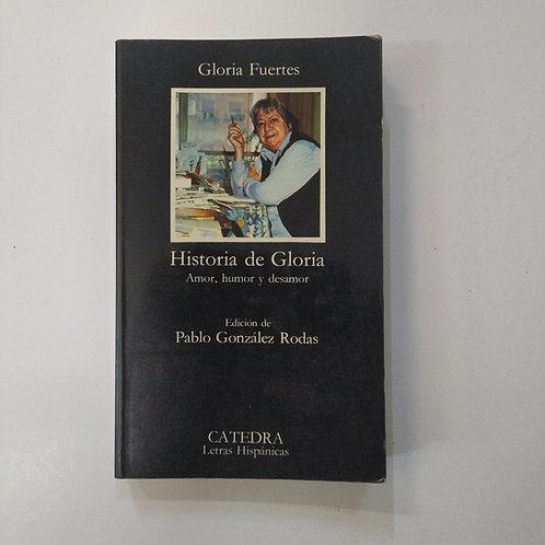 Historia de Gloria (Gloria Fuertes)